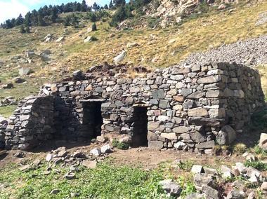 Tissier Jérémy cabane de Nohedes - 2