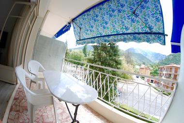 Vue balcon est 2T