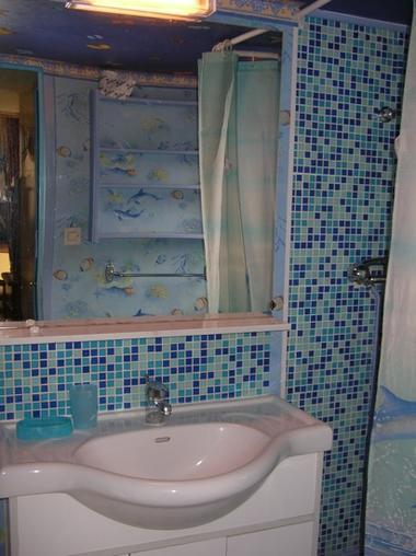 Mme BRINQUIN salle de bains