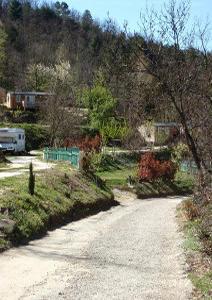 Camping Les Cerisiers Vernet