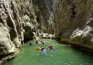 Aventure Grotte et Canyon