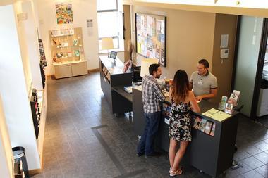 accueil Office de Tourisme Conflent Canigo antenne de VLB