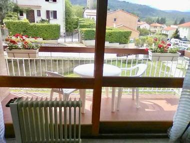 bataller vue sur la terrasse