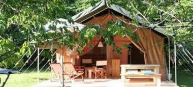 Camping Domaine Saint Martin