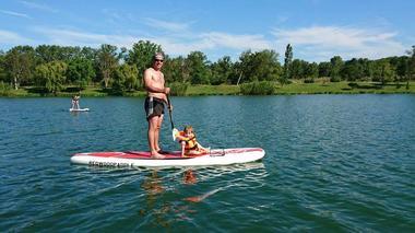 fun paddle