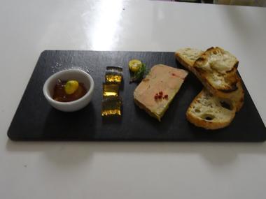 foie gras Casa del Port