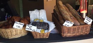 photo depot de pain