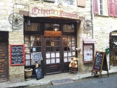 restaurant echauguette