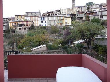 terrasse et vue 8 bd clemenceau buzan