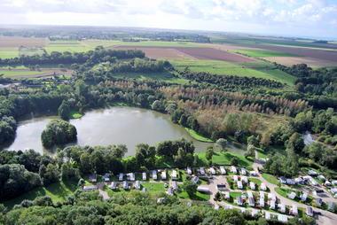 Camping de La Vallée - Gueures