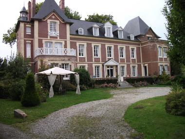 Quiberville - Castel des Vergers - Mme Peixoto - Extérieur façade