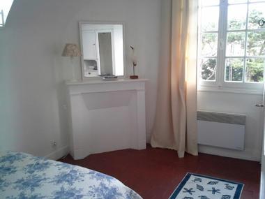 Quiberville - La Grange - M. et Mme Bloc - Chambre