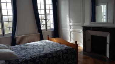 Chambre (2) - L'Ancien Relais de Poste - Mme Lebouvier - Bacqueville