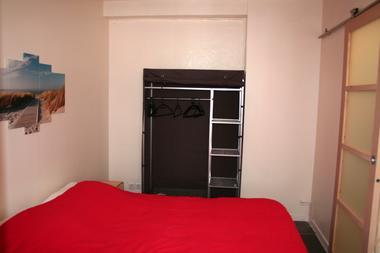 Chambres (1) - Appart'en Mer - M. Wuiame - Quiberville