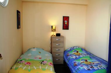 Chambres (3) - Appart'en Mer - M. Wuiame - Quiberville