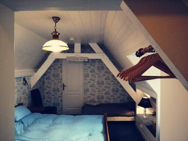 Chambres d'hôtes à Longueil Mme GRANDCLEMENT (6)