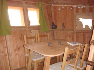La Cabane de la Ferme