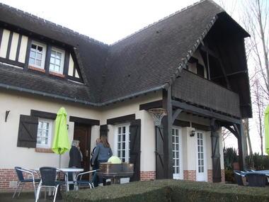 Quiberville - Gîtes Basse Saâne - Village - extérieur