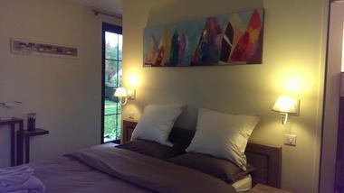 Ouville - Villa Argonne - Gîte Le Tréport - Chambre