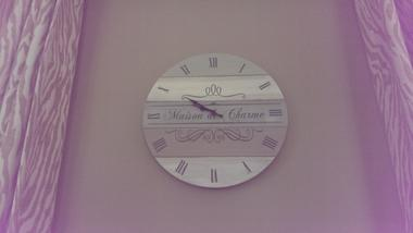 Ouville - La Ville Argonne - Gîte Veules-les-Roses - Horloge