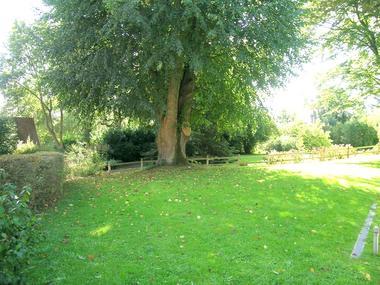 Jardin - Le Gourel - Mme Van Roy - Brachy