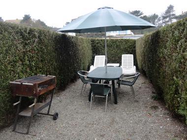 Jardin (1) - Gîtes Basse Saâne 1 - M. Vasseur - Quiberville