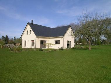 Gruchet St Siméon - La Maison de Gruchet - Mme Van Roy - Façade