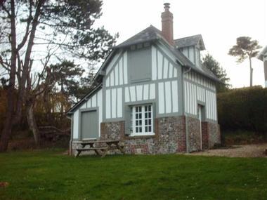 Quiberville - La Grange - M. et Mme Bloc - Extérieur