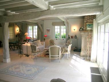 Brachy- Le Gourel - Salon (1) - Mme Van Roy