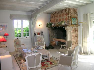 Brachy- Le Gourel - Salon (2) - Mme Van Roy