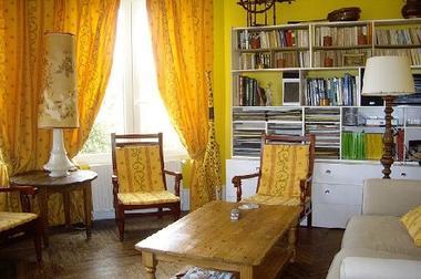 Quiberville - Villa Suzanne - Salon (2) -  Mme Champagne