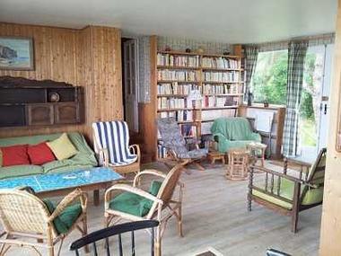 Quiberville - Villa Bel Horizon - Salon (3) - M. Mariaux