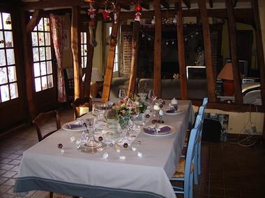 Vénestanville- Le Clos du Dun - Salle à manger - M. Schneider