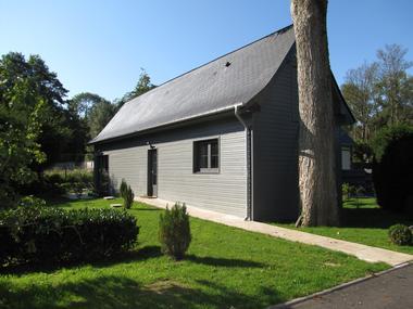 Ouville - Villa Argonne gîte DIEPPE dépendance & jardin zip