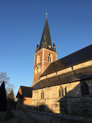 église Saint Rémi Luneray