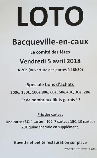2019-avril-Loto-comite-des-fetes-Bacqueville