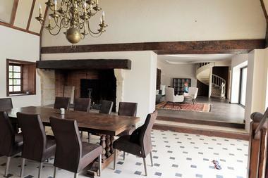 Maison du Loir Durtal salon
