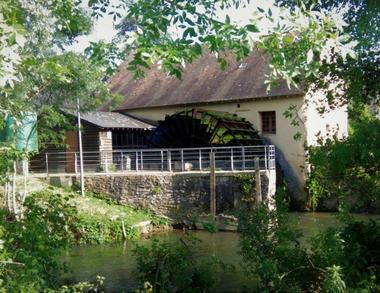 Moulin Bruère - vue générale