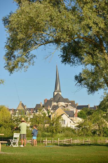 Boucle 4 - Vieil Baugé-crédit Photo Paillat F-E Gys