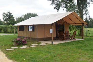 Camping au Bord du Loir - Le Lude - Accueil Vélo (13) (Copier)