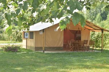 Camping au Bord du Loir - Le Lude - Accueil Vélo (15)
