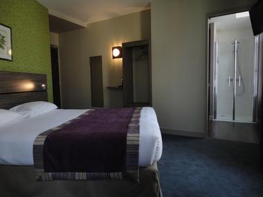 HOT877000312 - Chambre Confort Annexe Vert Galant La Flèche