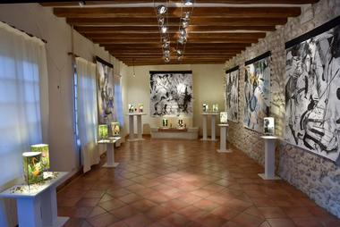 Galerie d'expositions