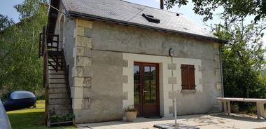 Le Petit Gîte de l'Etang d'Asnières_Chahaignes
