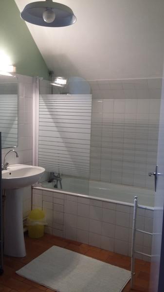 la salle de bain ,maison des bournais