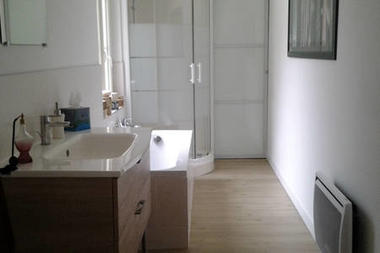 salle du bain du bas
