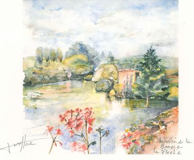 Atelier aquarelle_mareil_Josy Partimbène