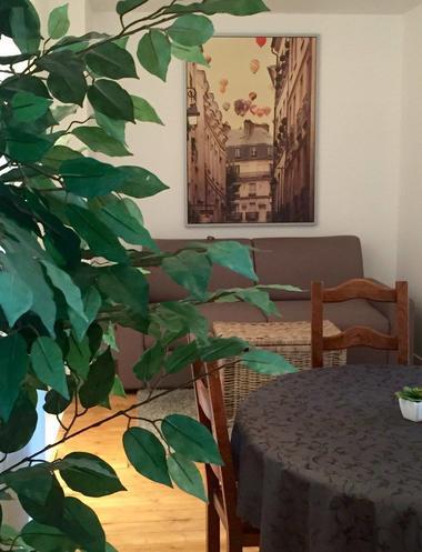 Chambres d'hôtes Appart Etape_Dissay sous Courcillon