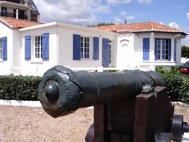 Maison des Ecrivains de la Mer SAINT GILLES CROIX DE VIE