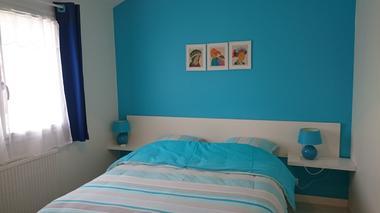 Marée Basse Chambre 1 lit double  1er étage